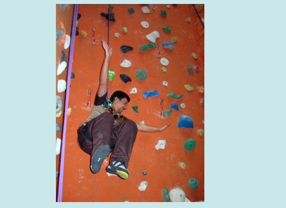 Klettern mit AsylwerberInnen Bild 7